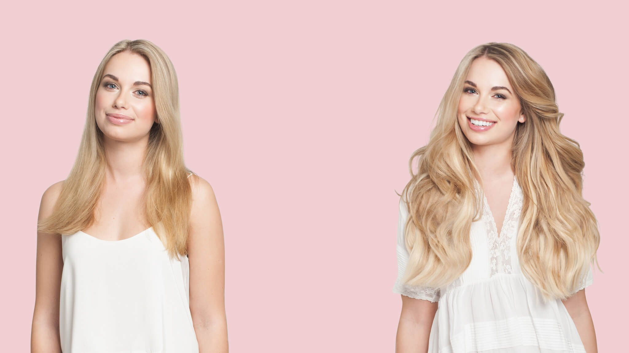 15 Best Clip In Hair Extensions Before After Picture