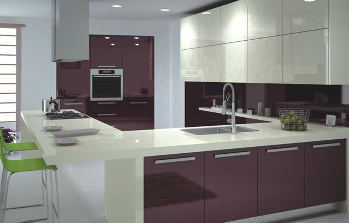 Mutfak Dekorasyon Siyah Beyaz 2019