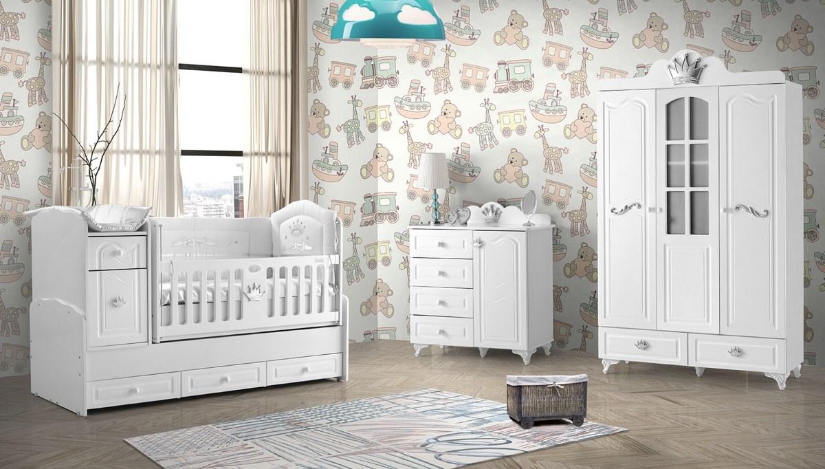 Çocuk Yatak Odası Seçerken Dikkat Edilmesi Gerekenler