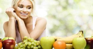 sağlıklı cilt için beslenme